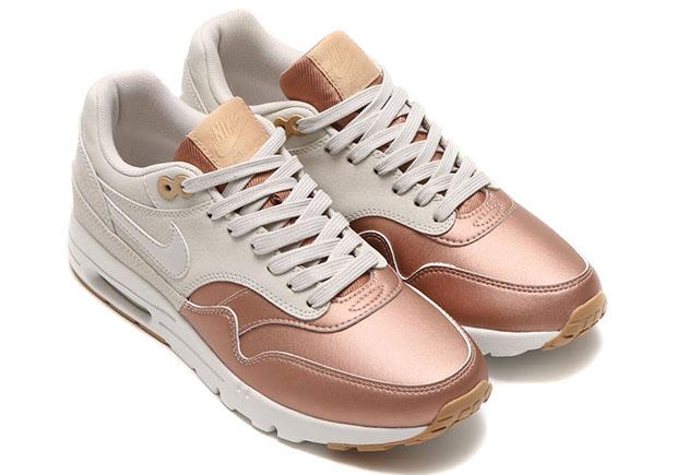 Nike Air Max 1 Ultra Wmns Metallic Toe 861711 001