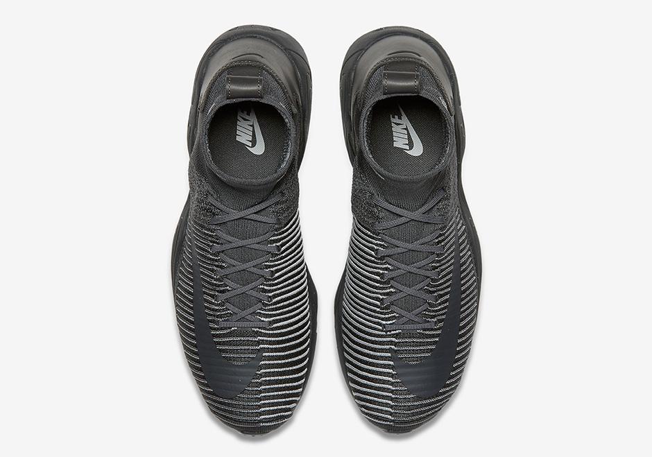 fd19af3b3ff5 Nike Zoom Flyknit Mercurial IX. Color  Dark Grey Dark Gray Style Code   844626-002. Price   200 BUY HERE