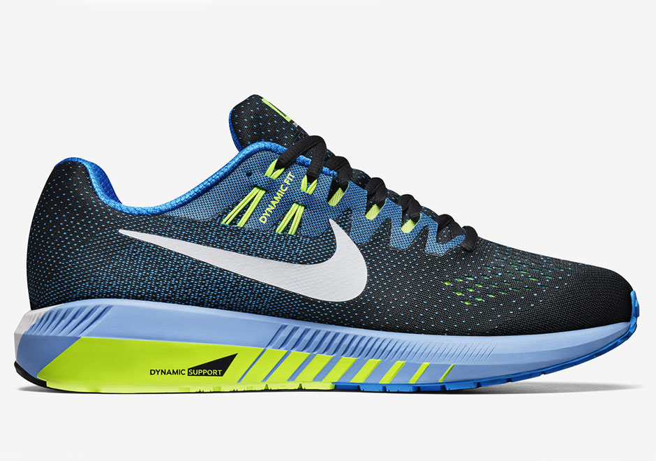 Nike Running Introduces The Zoom Structure 20, Built For Stability