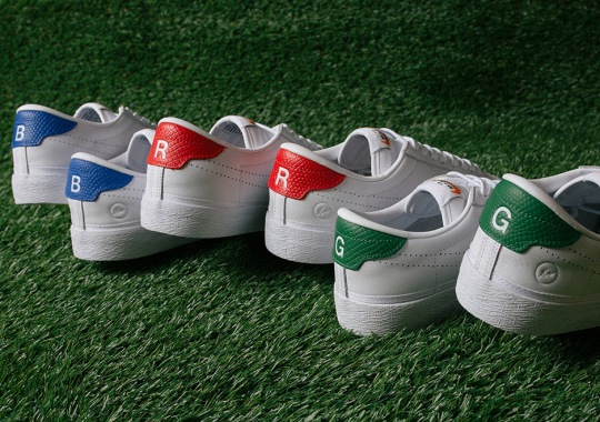 """fragment design Goes """"RGB"""" With Latest Nike Collaboration"""