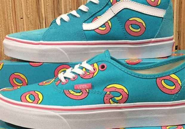 b1b280ac323260 Odd Future and Vans are collaborating once again