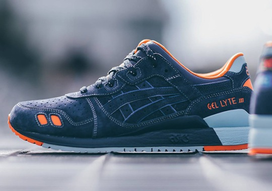 PENSOLE Designed This ASICS Release, And Foot Locker Is Exclusively Releasing Them