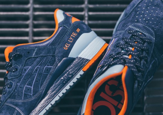 "Release Info For The ASICS GEL-Lyte III ""Pensole Reflect"""