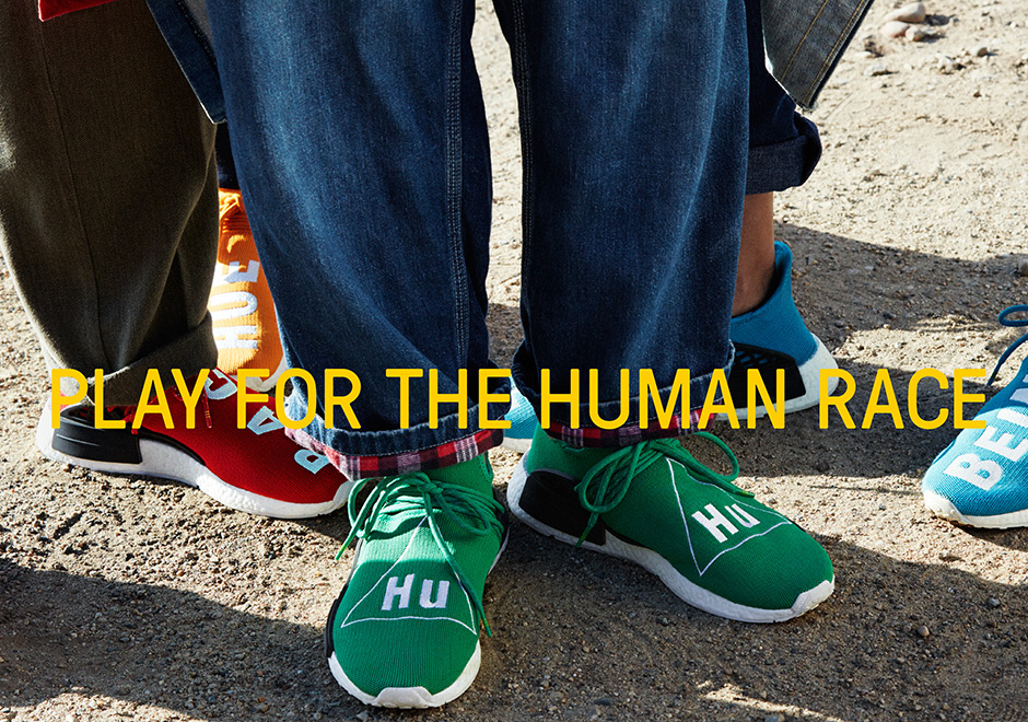1e638a97 Pharrell adidas Hu Collection Release Info   SneakerNews.com