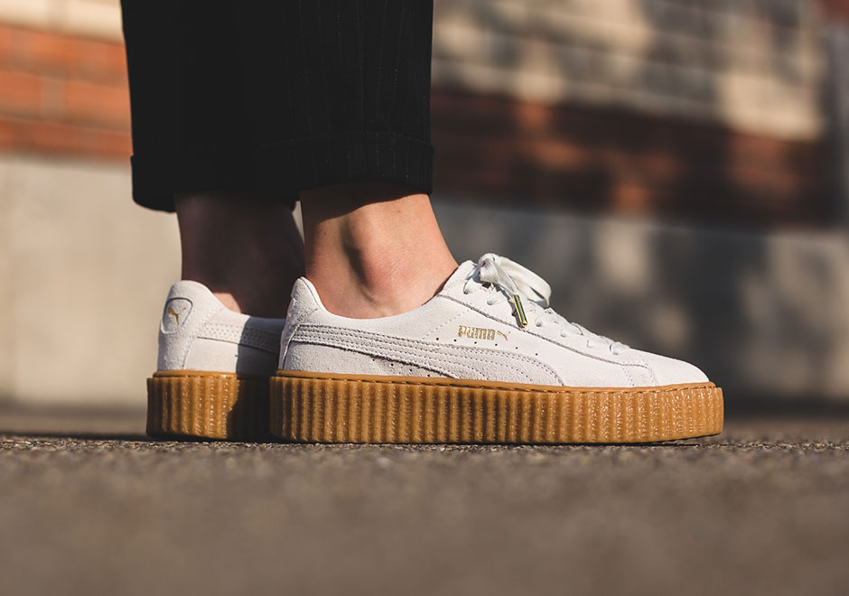 puma rihanna the creeper