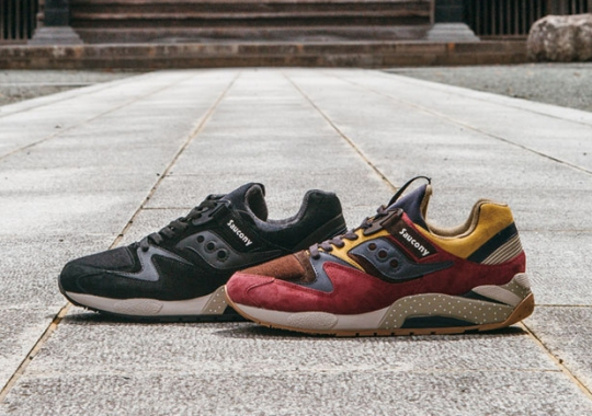 """Saucony Grid 9000 """"Nippon"""" Pack"""
