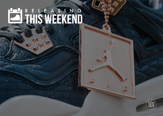 Sneakers Releasing This Weekend September 17th 2016