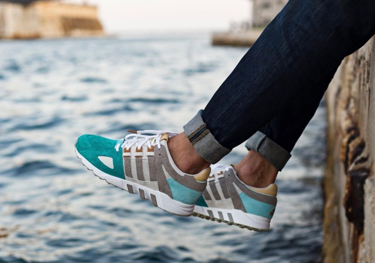 This adidas Consortium EQT Guidance '93 Collaboration Is Inspired By Southern Italy