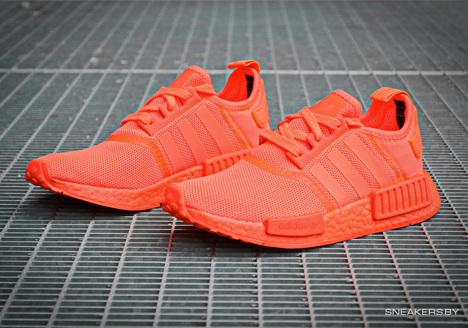 d77e91305 adidas NMD S31507 Red