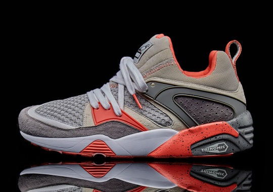"""Staple Brings Iconic """"Pigeon"""" Colorway To The Puma Suede and Blaze of Glory"""