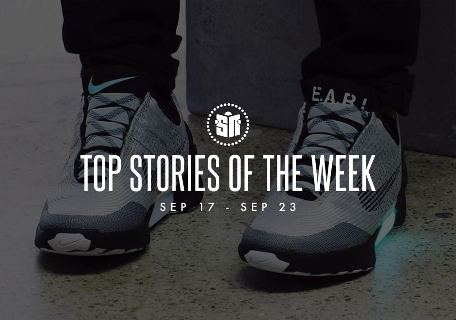 Top Stories of the Week: 9/17-9/23