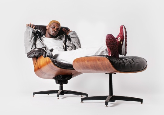 A$AP Nast Models UBIQ's Upcoming New Balance Collaboration