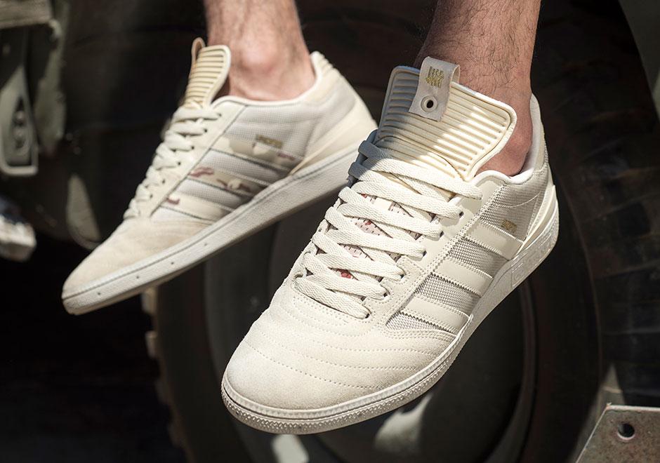 hot sale online 6686a 6ea51 Undefeated adidas Consortium Busenitz Desert | SneakerNews.com