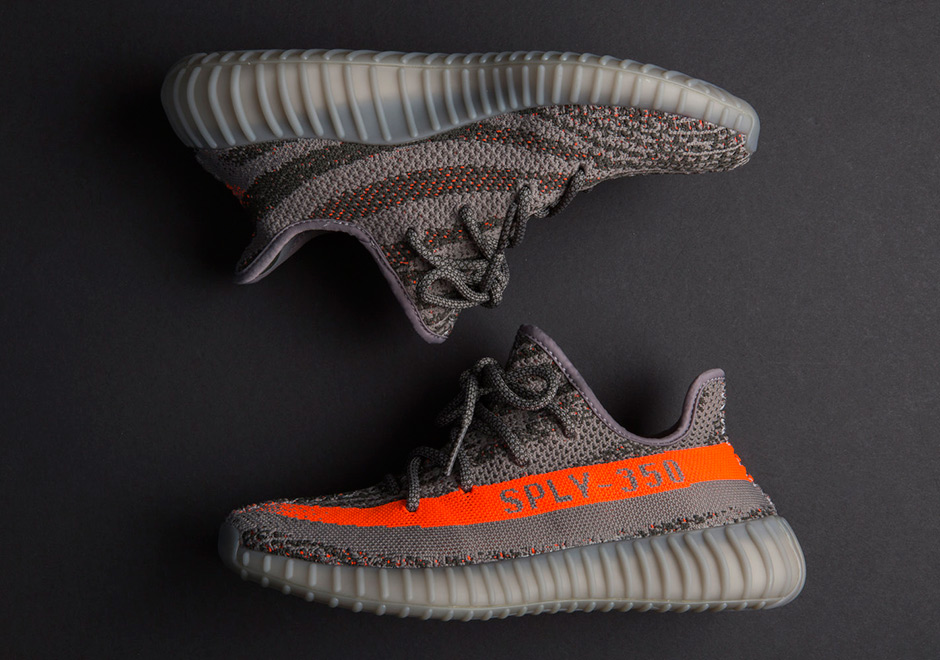 2203377a71b adidas Yeezy Boost 350 v2 Beluga Solar Red (BB1826) Release Info