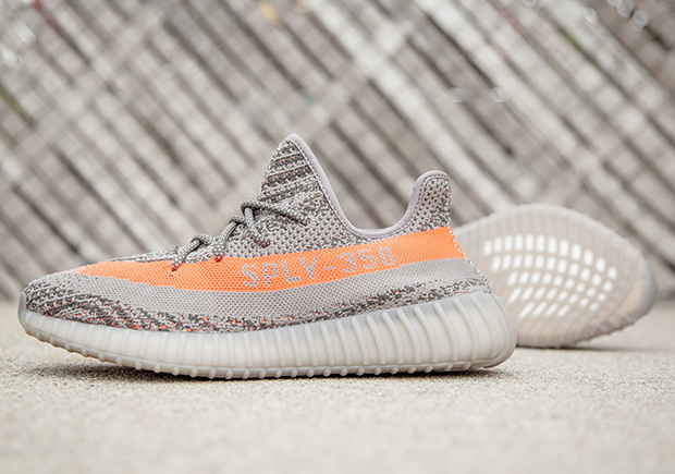 Adidas Originals Yeezy Boost 350 V2 By Kanye West - BELUGA