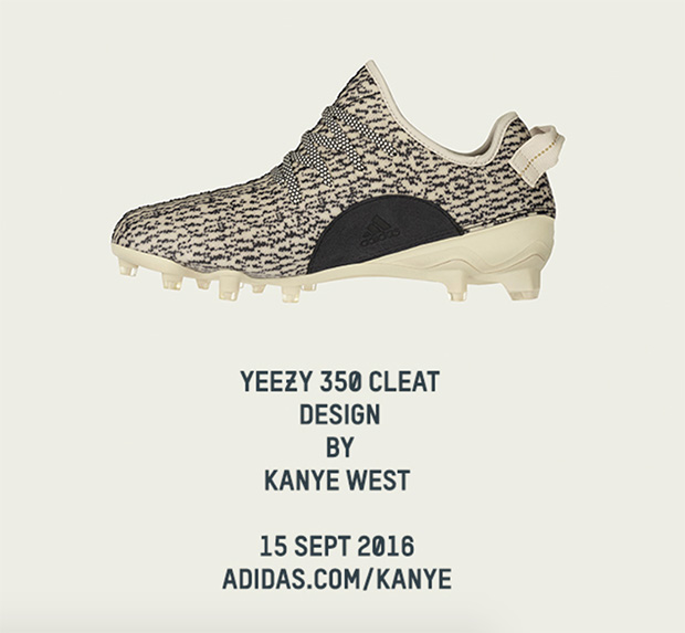 UPDATE: The Yeezy 350 Cleat Will Not Be Stocked at adidas Outlets