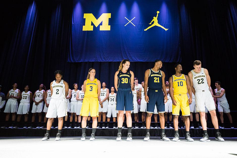 Jordan Michigan Basketball Event  5794b6822