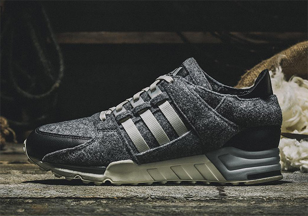 A Woolen Adaptation Of The adidas EQT Support  93 Is Releasing Soon ... 5d89e648b5