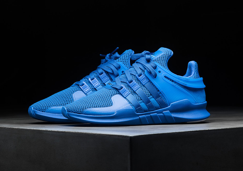 adidas eqt support adv dark blue