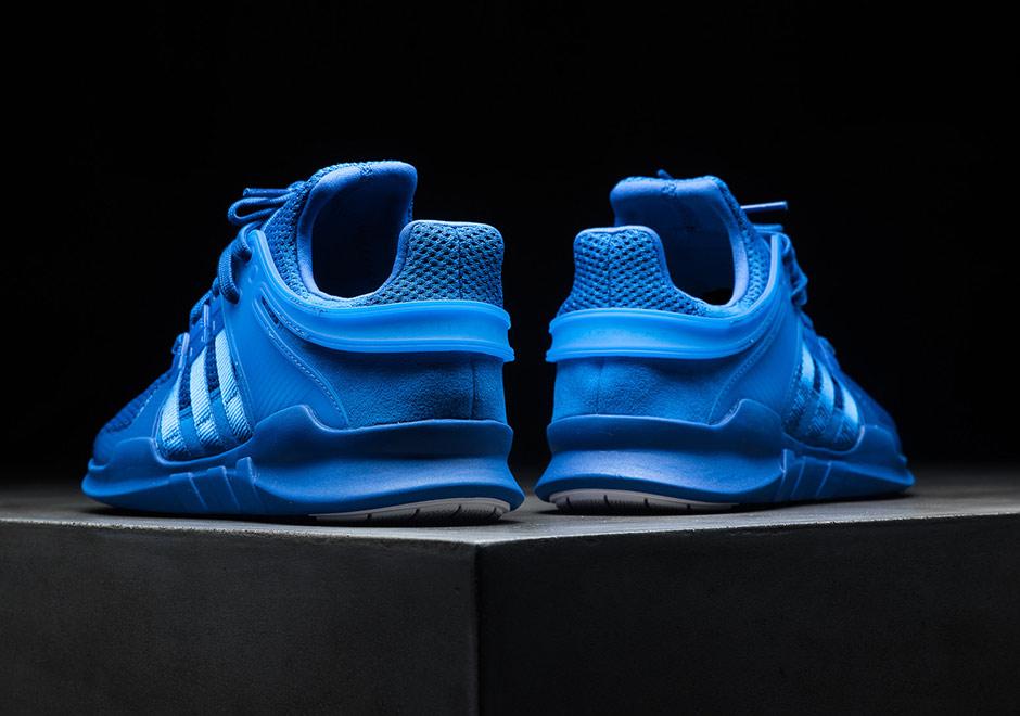 adidas eqt support adv bleu
