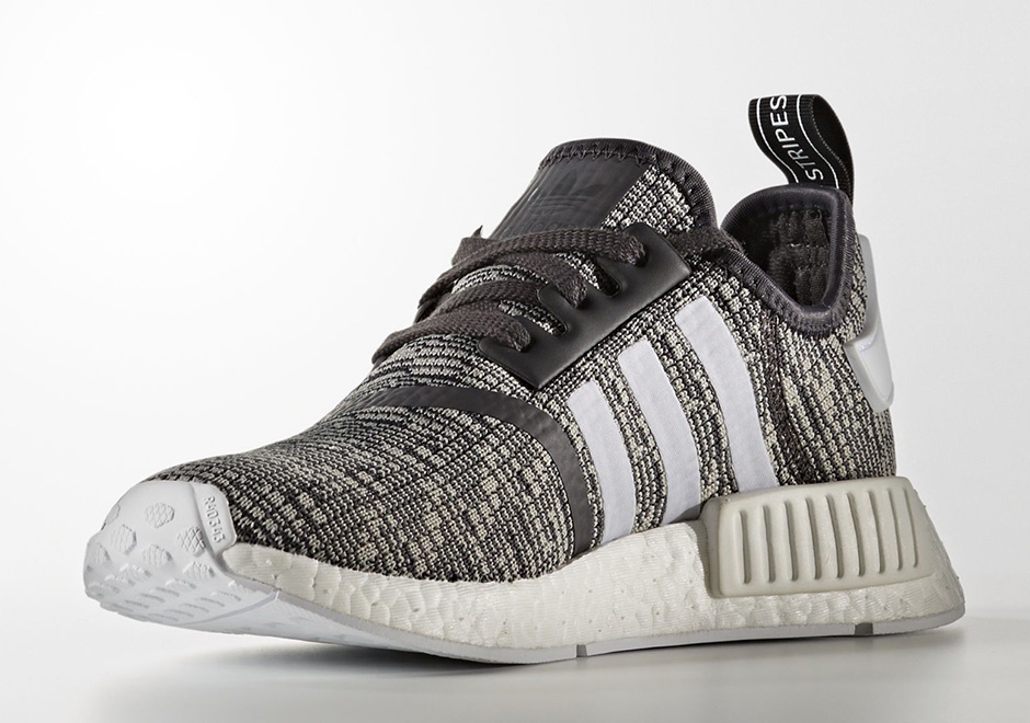 Adidas Nmd R1 Glitch Camo Women S Release Sneakernews Com