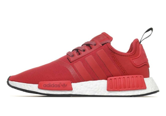 Another All-Red adidas NMD R1 Just Released Overseas