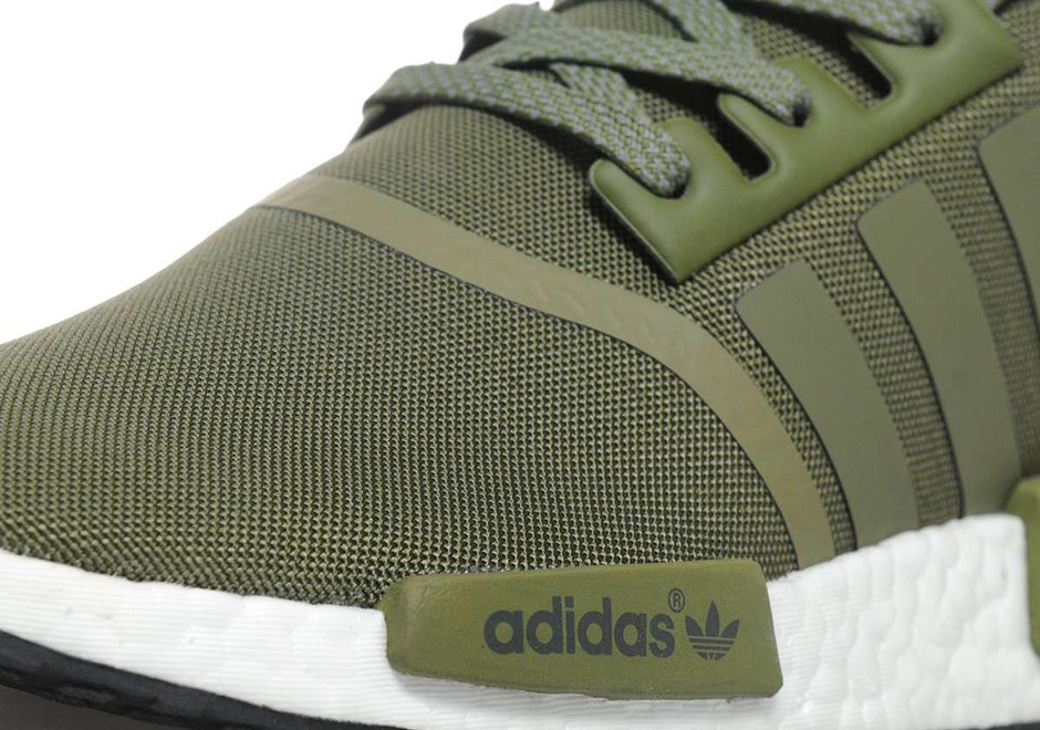 Adidas Nmd Primeknit Olivengrønn UIhEUc