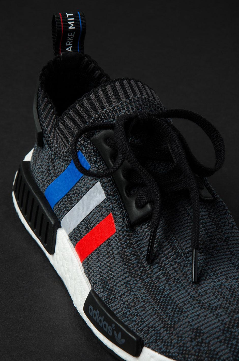 "4f3c416b6a6c adidas NMD R1 Primeknit ""Tri-color"" Pack"