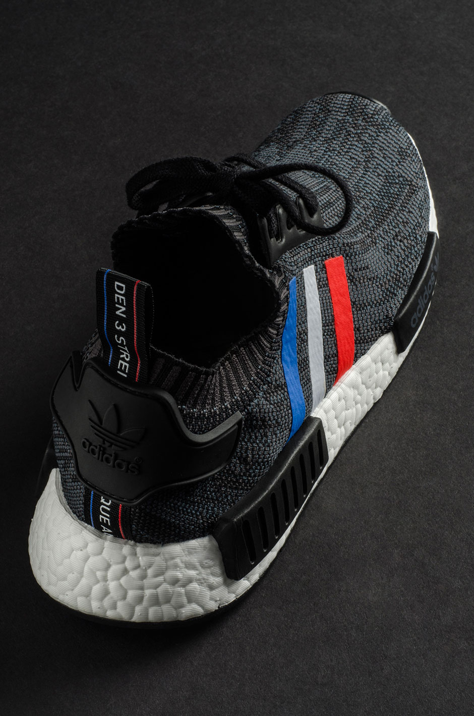 """bfb206a8978a8 adidas NMD R1 Primeknit """"Tri-color"""" Pack"""