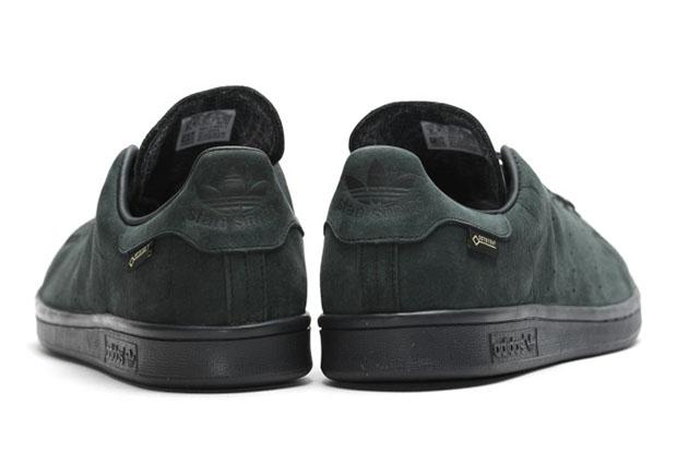 adidas Stan Smith GoreTex Black S80048
