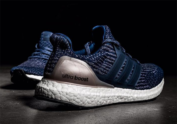 1fd5f780b94 adidas Ultra Boost 3.0 Blue And Silver Colorway