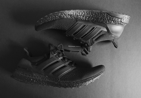 The Triple Black adidas Ultra Boost Is Not Releasing On October 13th