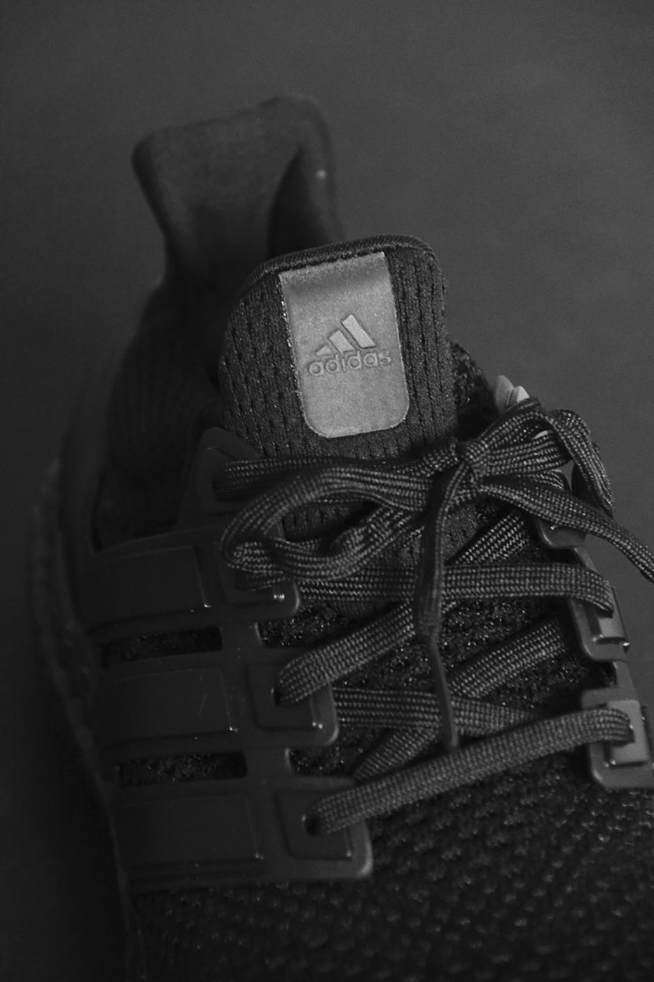 Adidas De Ultra Impulso De Triple Negro 1.0 Para La Venta N7Qfc4Pbm