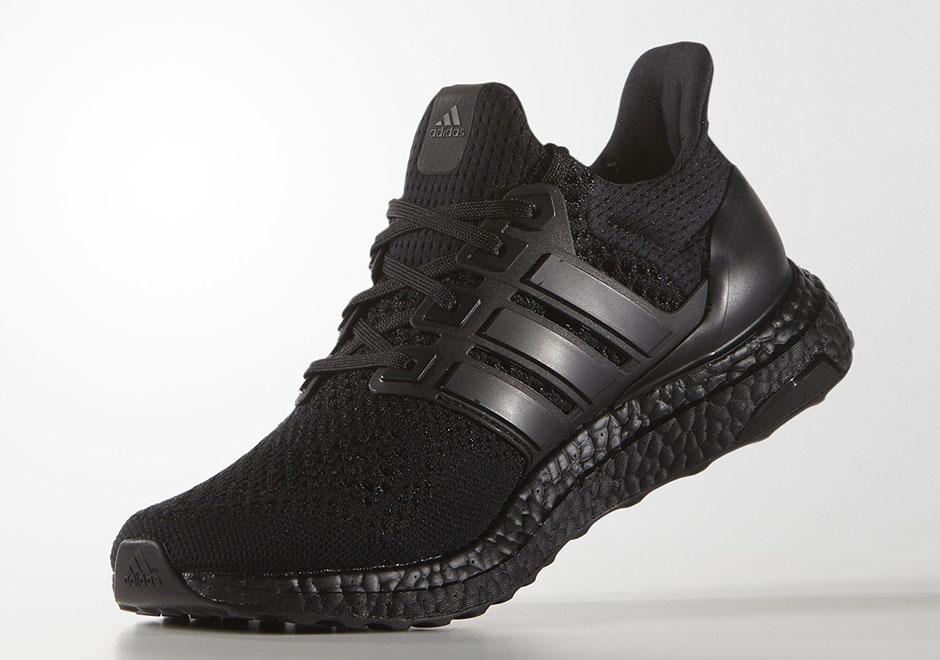 aa7cd053723 adidas Ultra Boost Triple Black BA4677