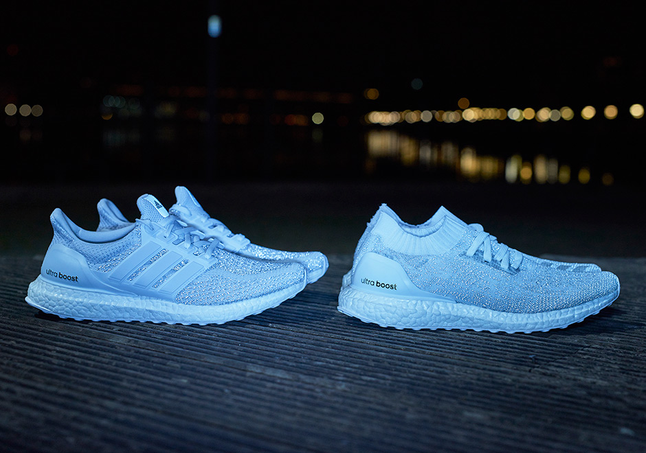 Adidas Ultra Boost 2.0 Reflective