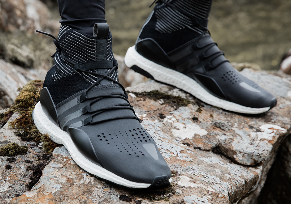 adidas Y-3 Fall/Winter 2016 Footwear