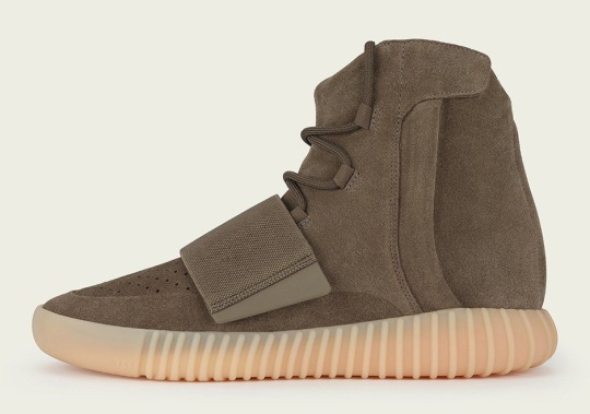 "Official Images Of The adidas YEEZY Boost 750 ""Brown"""