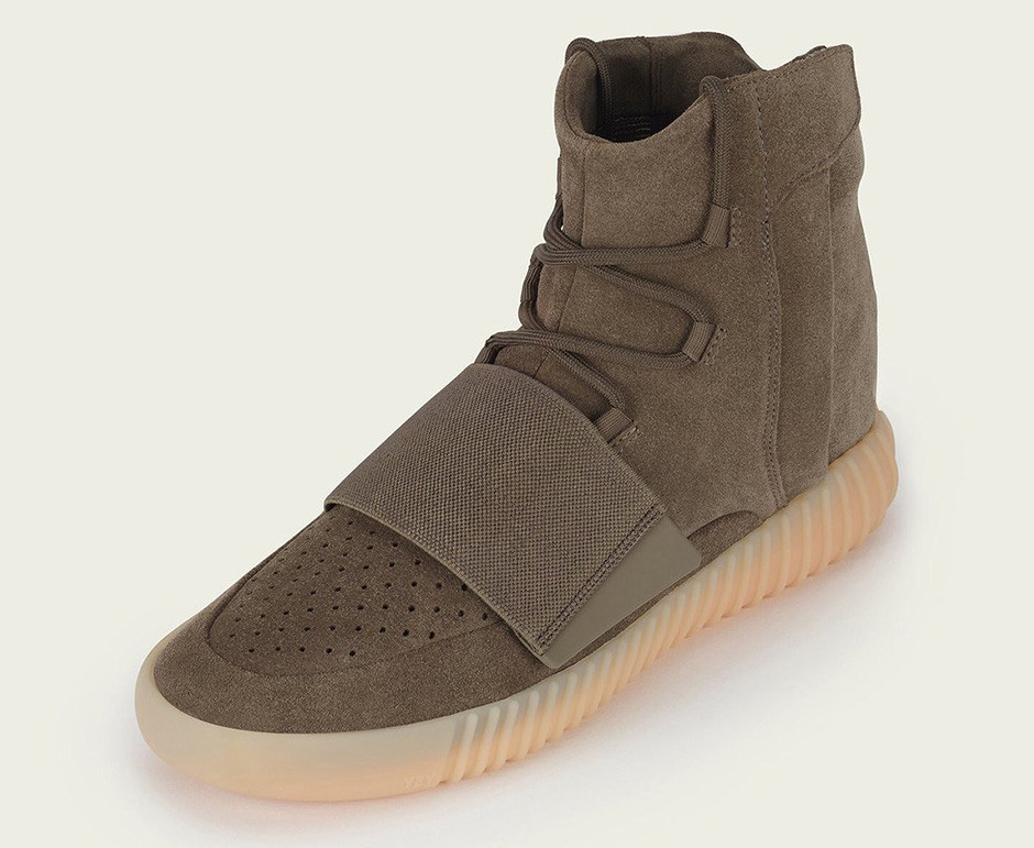 Yeezy Boost 750 Brown BY2456