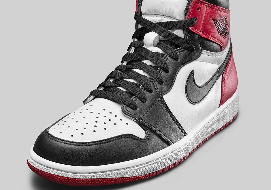 detailed look 7764e 50f9b Air Jordan 1 Black Toe Release Date 555088-125 | SneakerNews.com