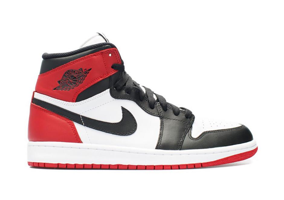 e7691ca2e5dbb0 Air Jordan 1 Black Toe Release Date 555088-125