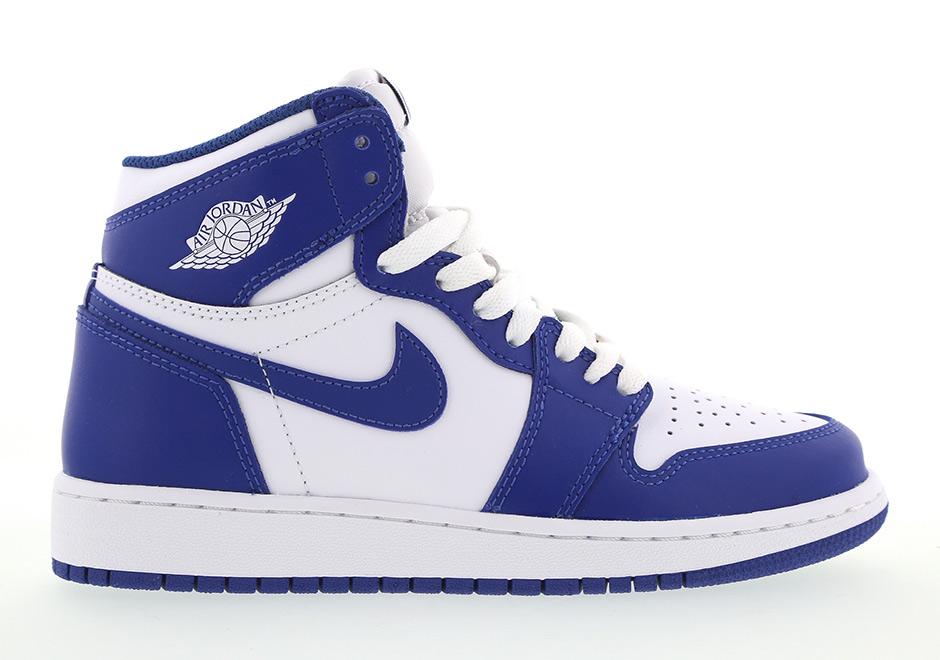 Air Jordan 1 lila