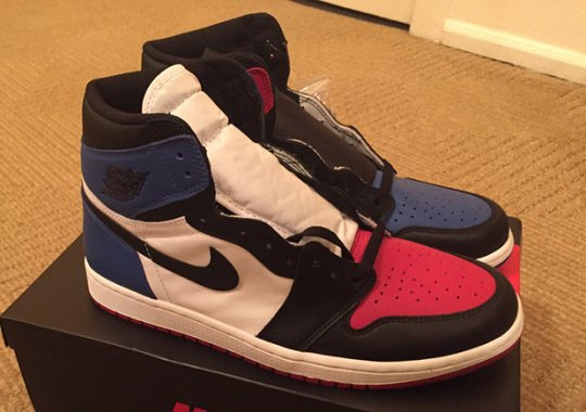 "Jordan Brand Gave Out ""Top Three"" Air Jordan 1s To Retailers"