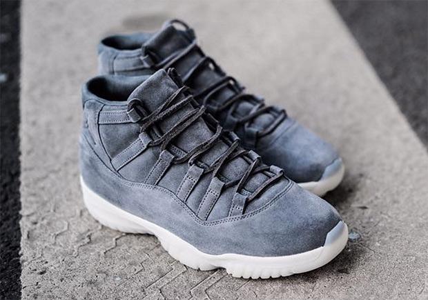 the latest 91427 c294d Suede Jordan 11 - December 2016 Release Date | SneakerNews.com