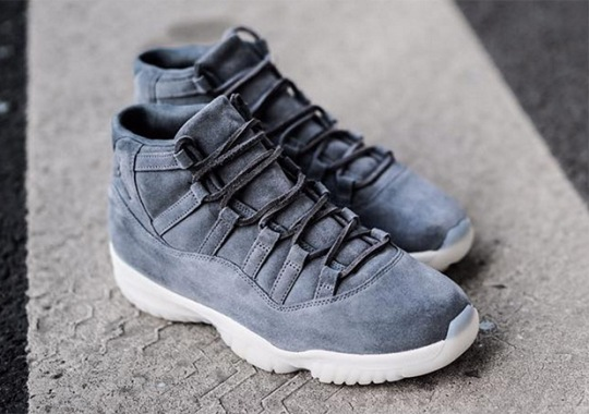 "The Air Jordan 11 ""Suede"" Will Be $400"