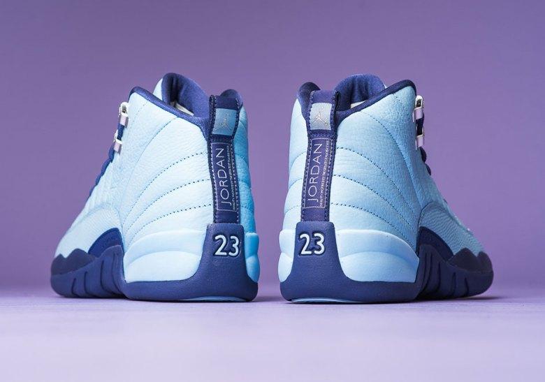 Air Jordan 12 Purple Dust Utah Jazz Inspired | SneakerNews.com