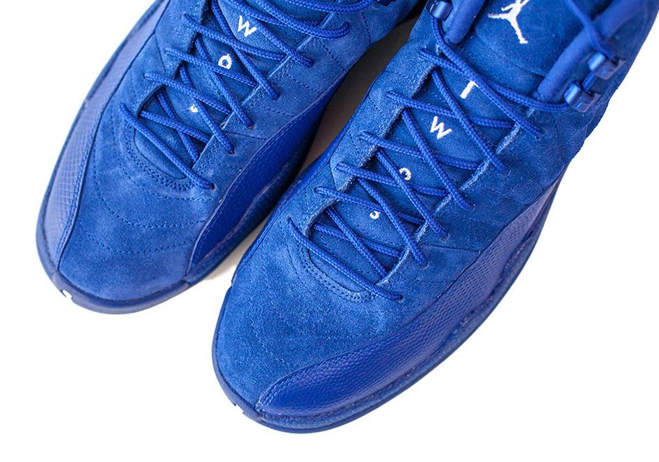 Air Jordan 12 Royal Release Date + Price 130690-400  1582cf34c