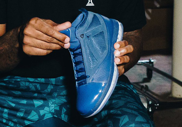 "Air Jordan 16 ""French Blue"" Releasing Exclusively At Trophy Room"