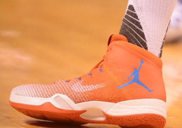 Air Jordan 30.5 Russell Westbrook Thunder PE  SneakerNews.co