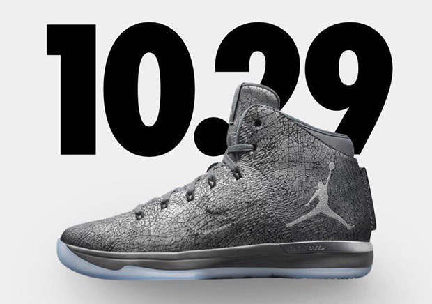 310c4af956b7 Air Jordan 31 Battle Grey Release Date
