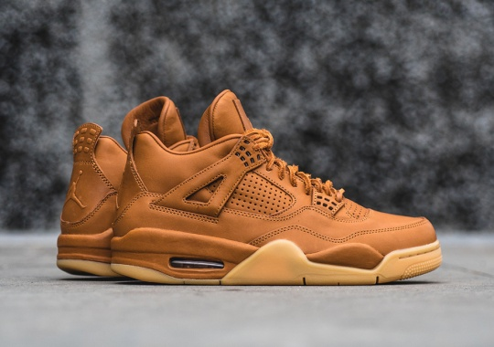 """The Next Air Jordan 4 Premium Drops In """"Ginger"""" This Weekend 71a426f5f"""
